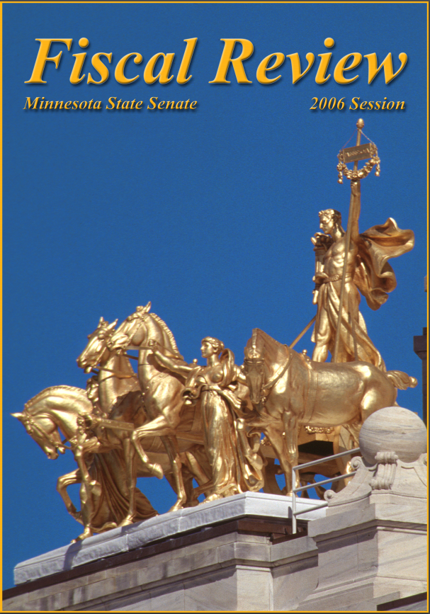 Cover of 2006 Fiscal Review