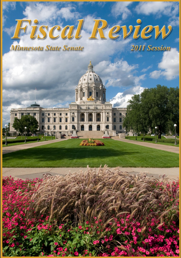Cover of 2011 Fiscal Review