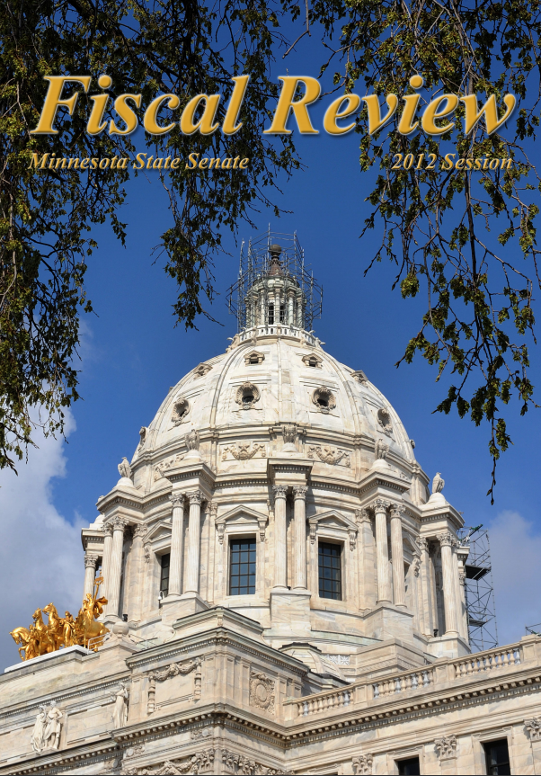 Cover of 2012 Fiscal Review