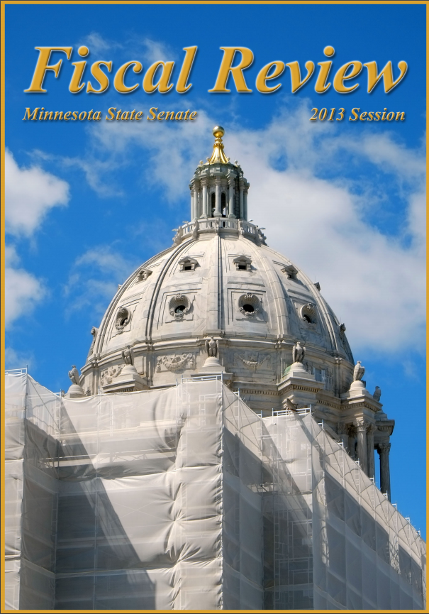 Cover of 2013 Fiscal Review