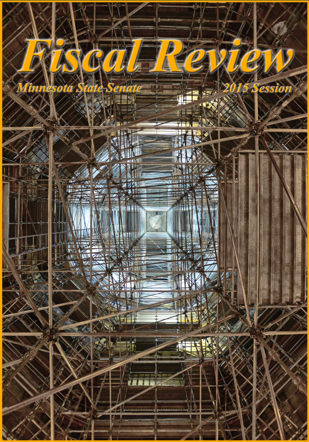 Cover of 2015 Fiscal Review