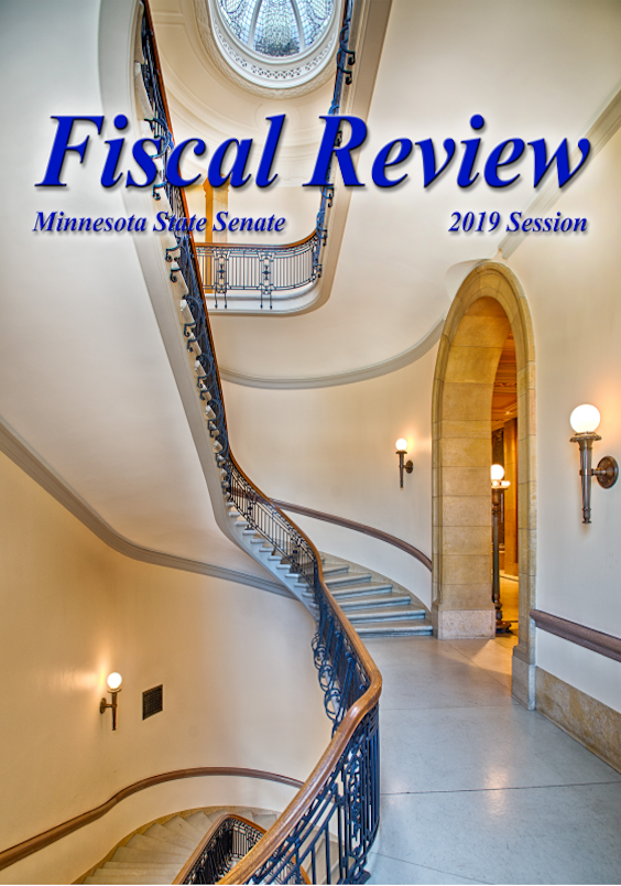 Cover of 2019 Fiscal Review