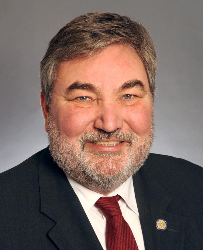 Senator Rod Skoe