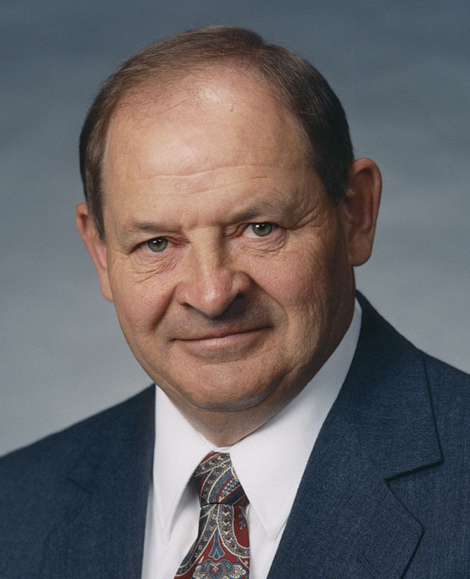 Photo of Senator Dahms