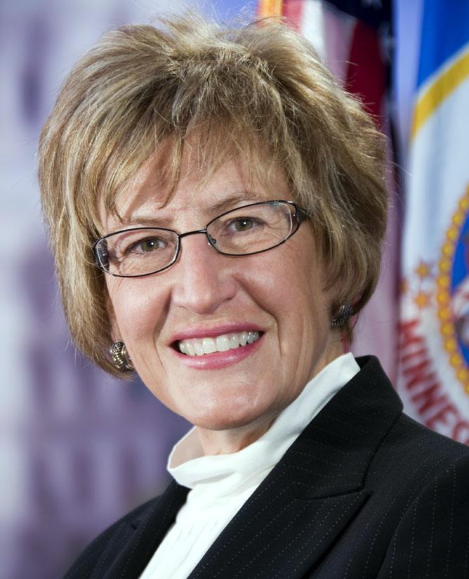 Senator Kathy Sheran