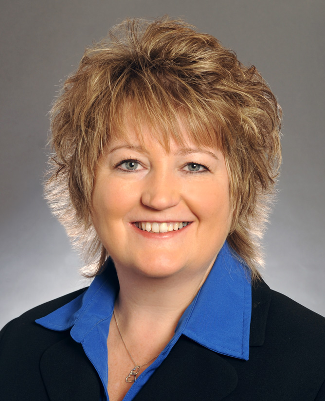 Senator Vicki Jensen