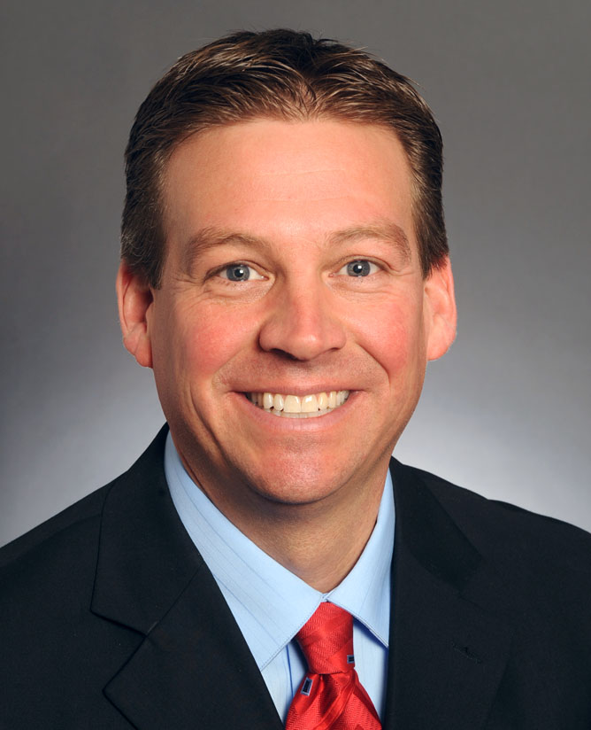 Minnesota Representative Dan Sparks