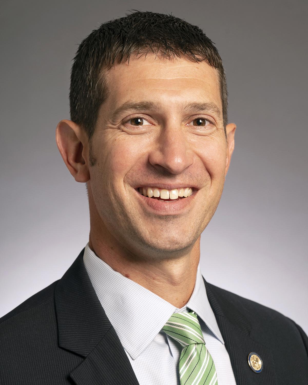 Senator Jeremy R. Miller