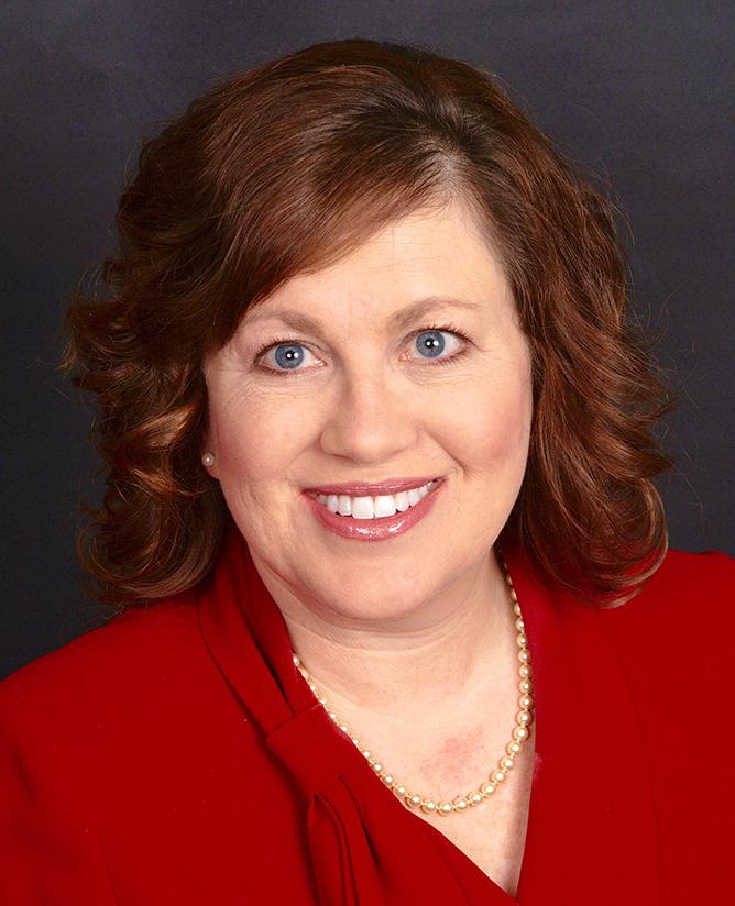 MN Sen. Michelle R. Benson (R-Ham Lake)