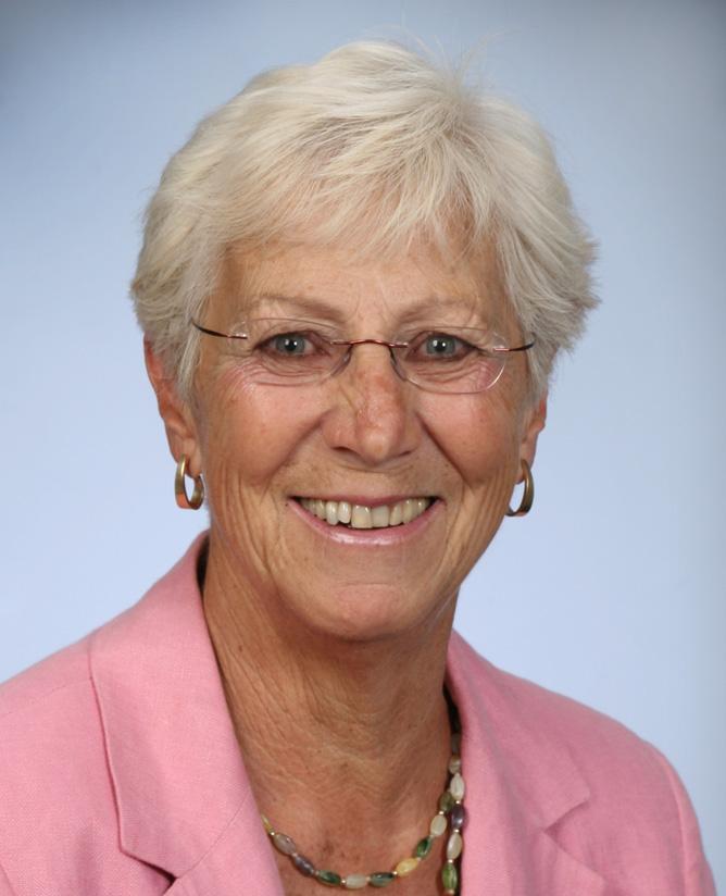 Senator Alice Johnson