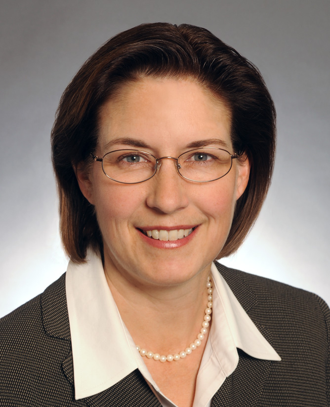 Senator Melissa Wiklund