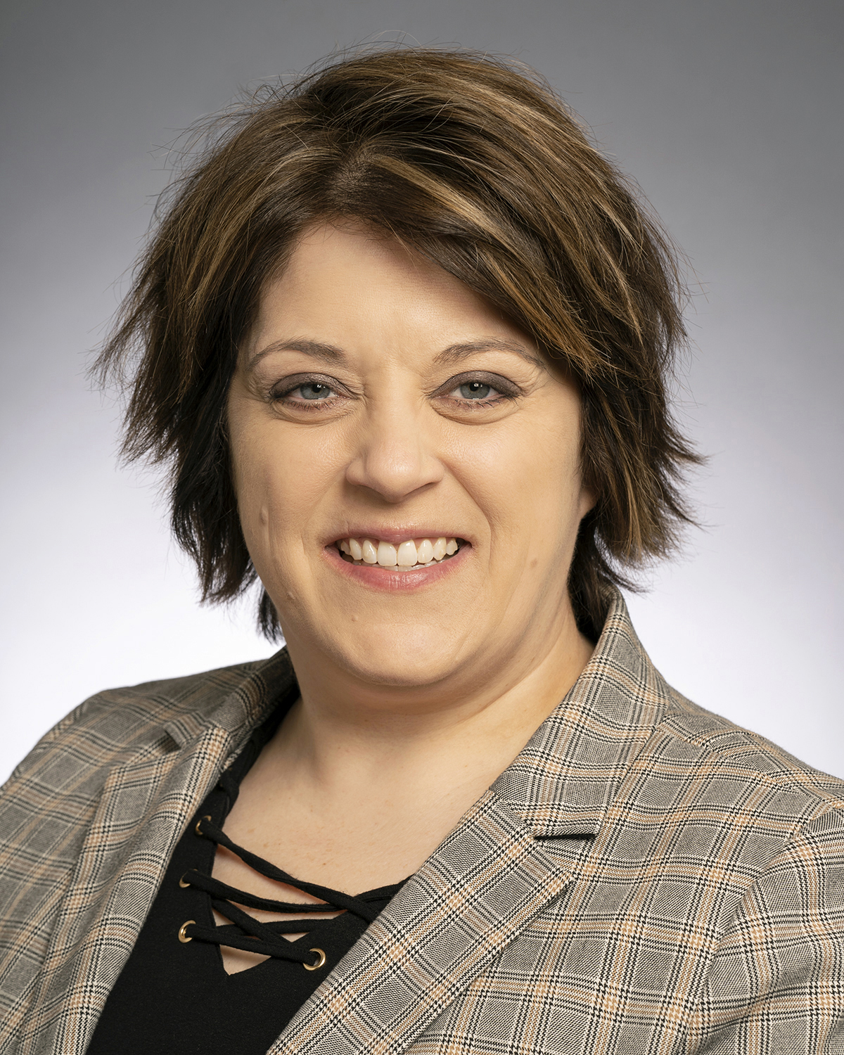 Photo of Senator Bigham