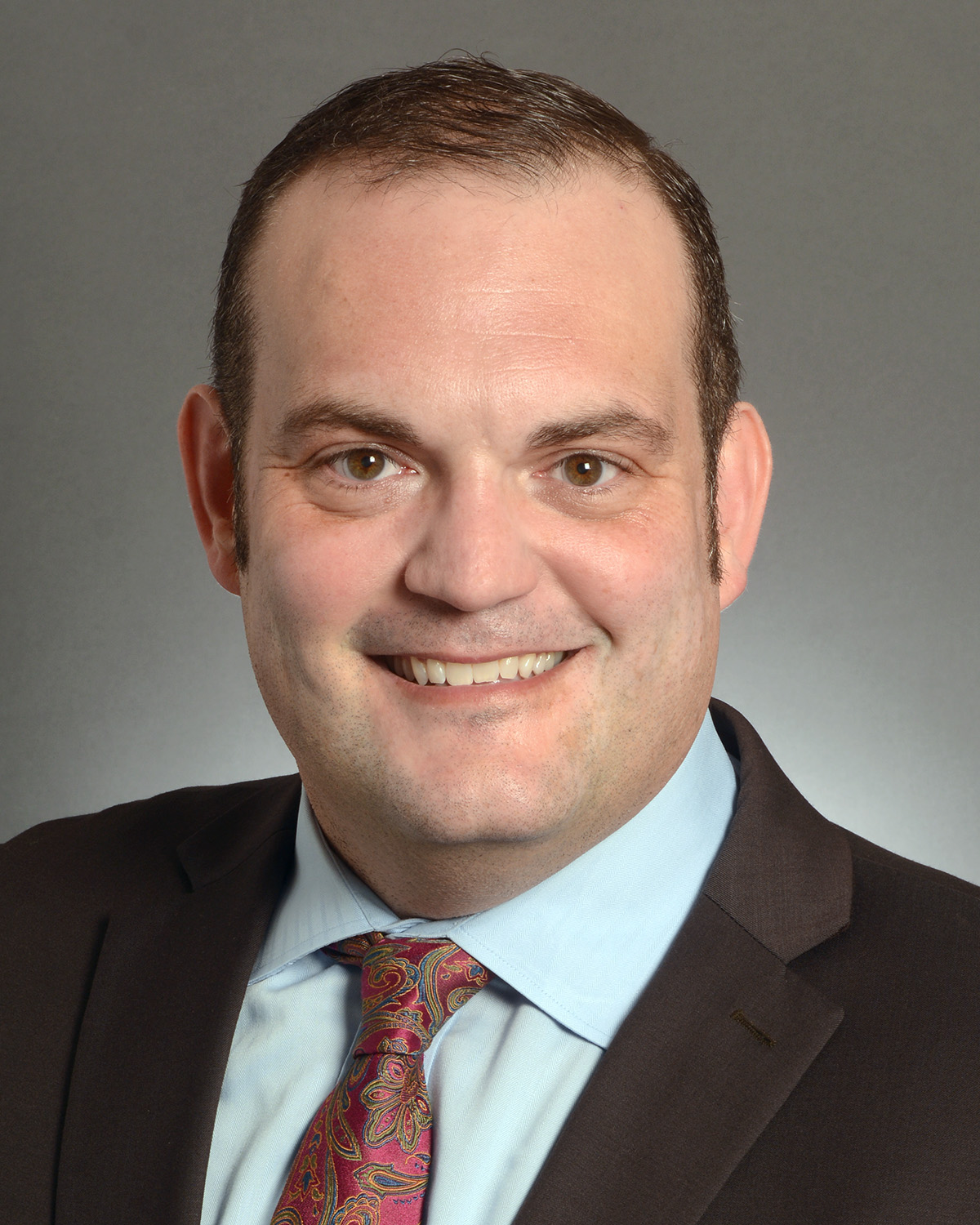 Photo of Senator Schoen