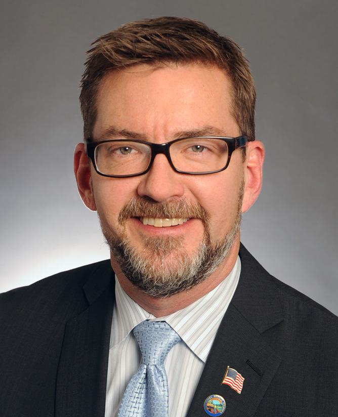 Senator Scott Dibble